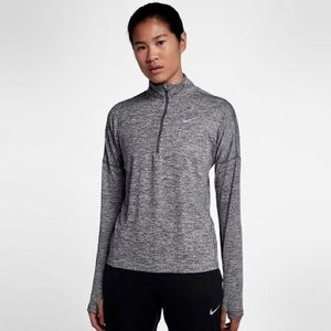 Nike | Dri-FIT Long Sleeve Running Half-Zip Top